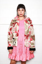 Grogan Jacket , Sand/Multi, Coats + Jackets, Shrimps, Mona Moore