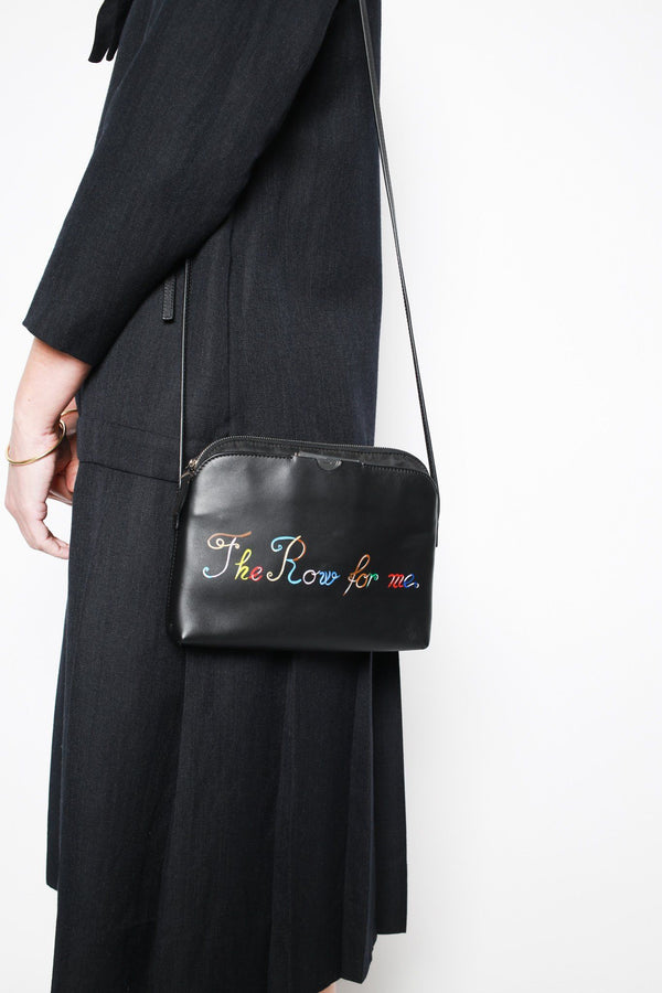 The Row Multi Pouch Bag, Black + Multicolor Bags