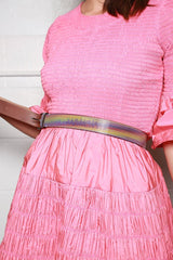 Hologram Belt, Rainbow, Accessories, Vetements, Mona Moore