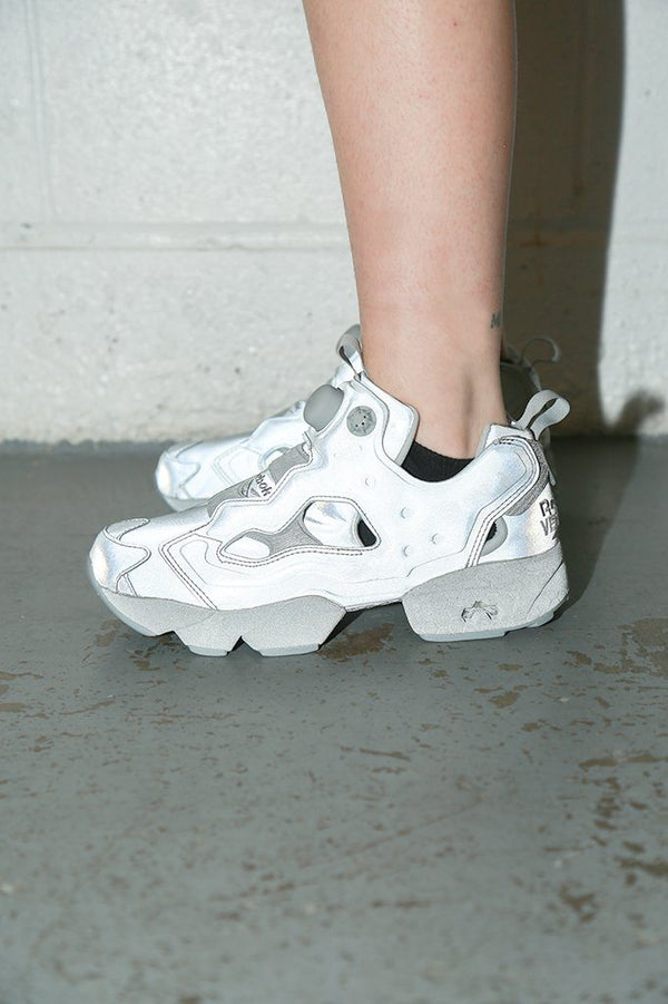 Vetements X Reebok Instapump Fury, Women's Fashion, Shoes on