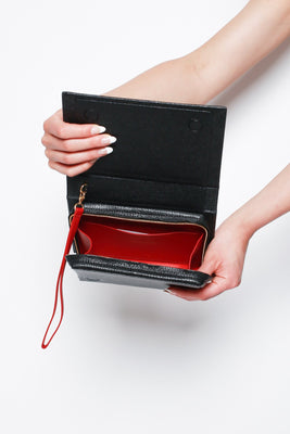 Vetements Ulrich Clutch, Black Bags