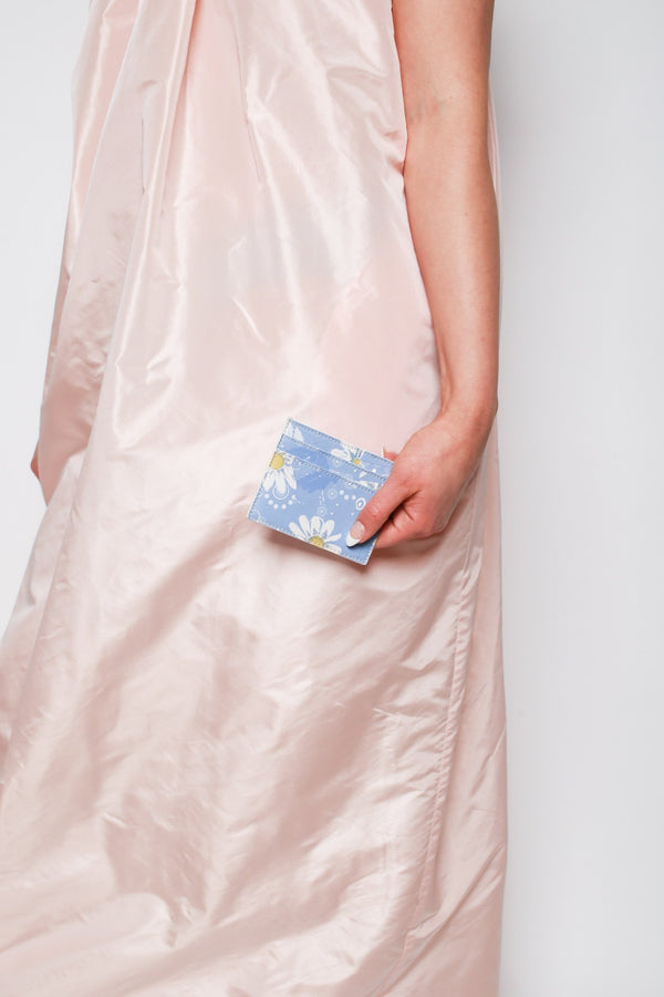 Vetements Floral Card Holder, Available in Three Colors Bags