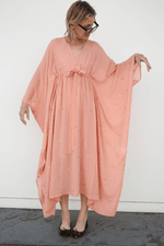 Kaftan Dress, Euclid Pink + Gold, Dresses + Jumpsuits, Visvim, Mona Moore
