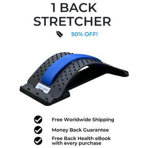 BackHero™ Orthopedic Back Stretcher