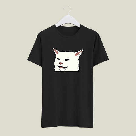 Smudge The Cat T-Shirt
