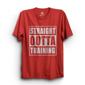 Straight Outta Training T-Shirt