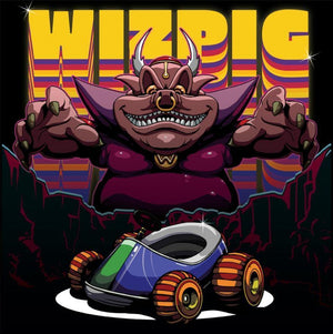 WIZPIG (Diddy Kong Racing tribute) Vinyl - Respawned Records