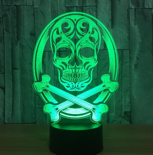 lampe led pirate