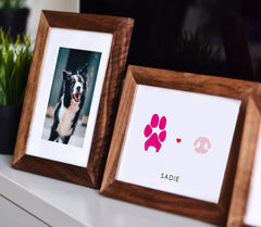 FlutterBye Prints Holiday Gift For Dogs