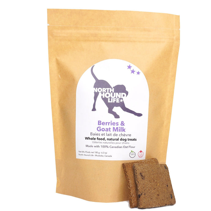 Berries & Goat Milk (3 bags) - North Hound Life