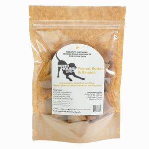 Peanut Butter And Banana Cookies (3 bags) - north hound life