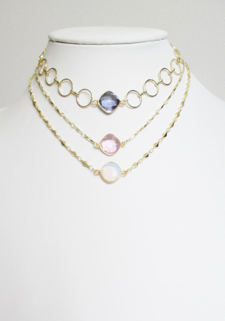 Anya Celeste Necklace