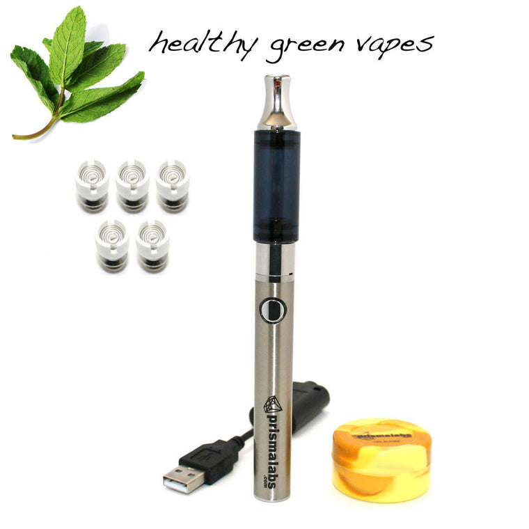 HGV Fog Pen with Pancake Coil Vaporizer Set