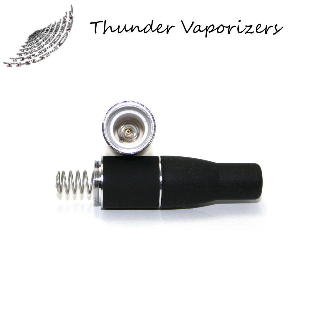 Thunder Pen - 3 in 1 Vaporizer Vape Pen Set (Black)