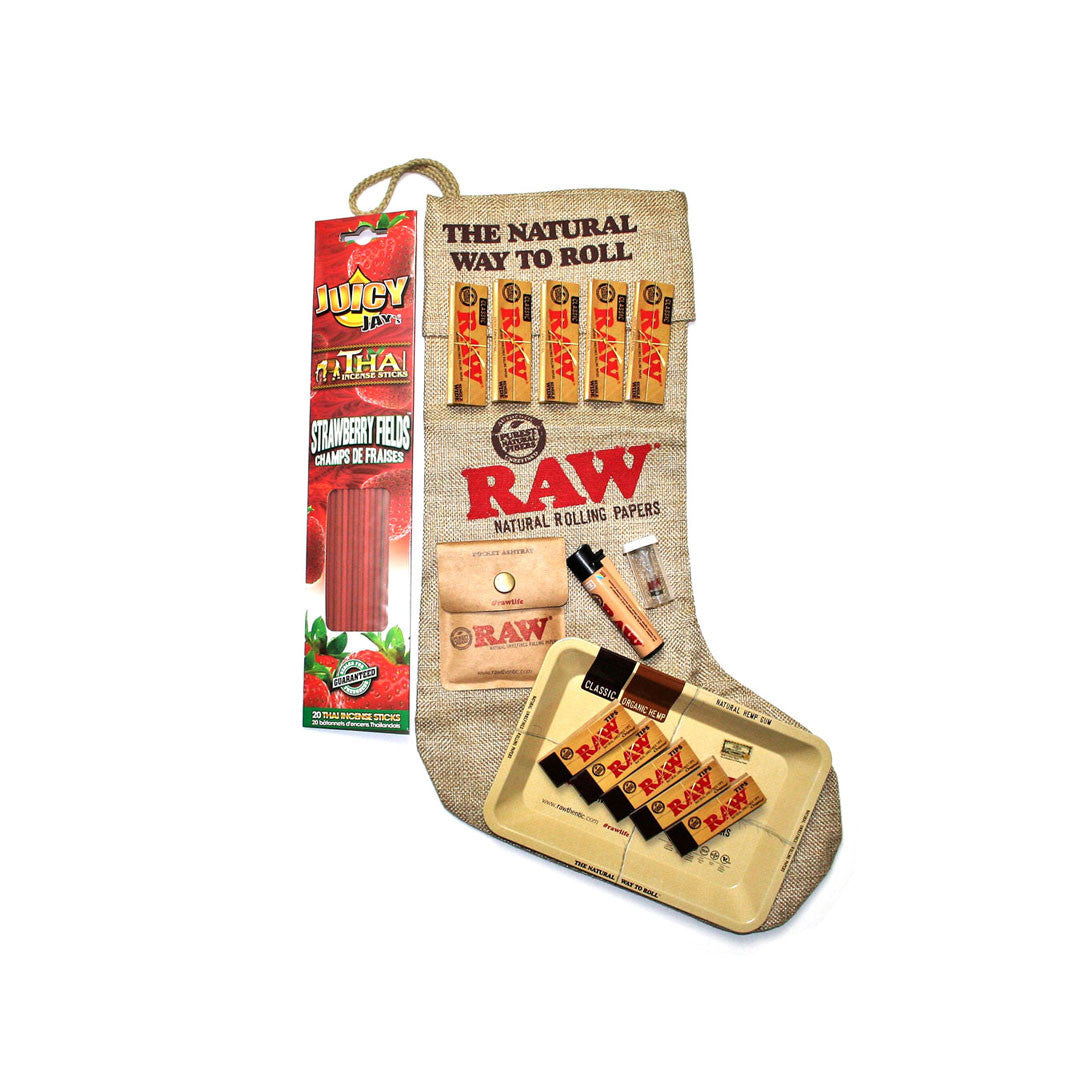 RAW Holiday Rawthentic Gift Pack