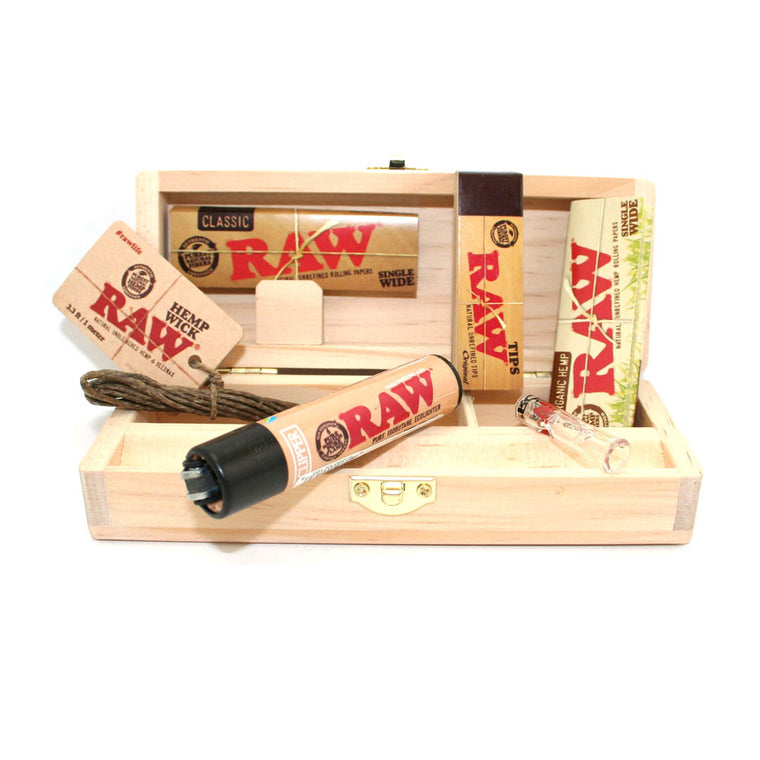 RAW Natural Lifestyle Box Kit