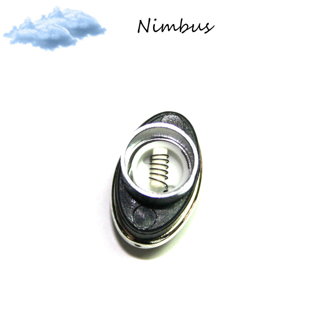 Nimbus Replacement Coil - Ceramic Rod Single Coil (5 pack)