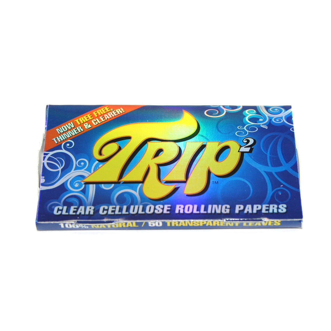 Trip2 Cellulose Rolling Papers 1 1/4