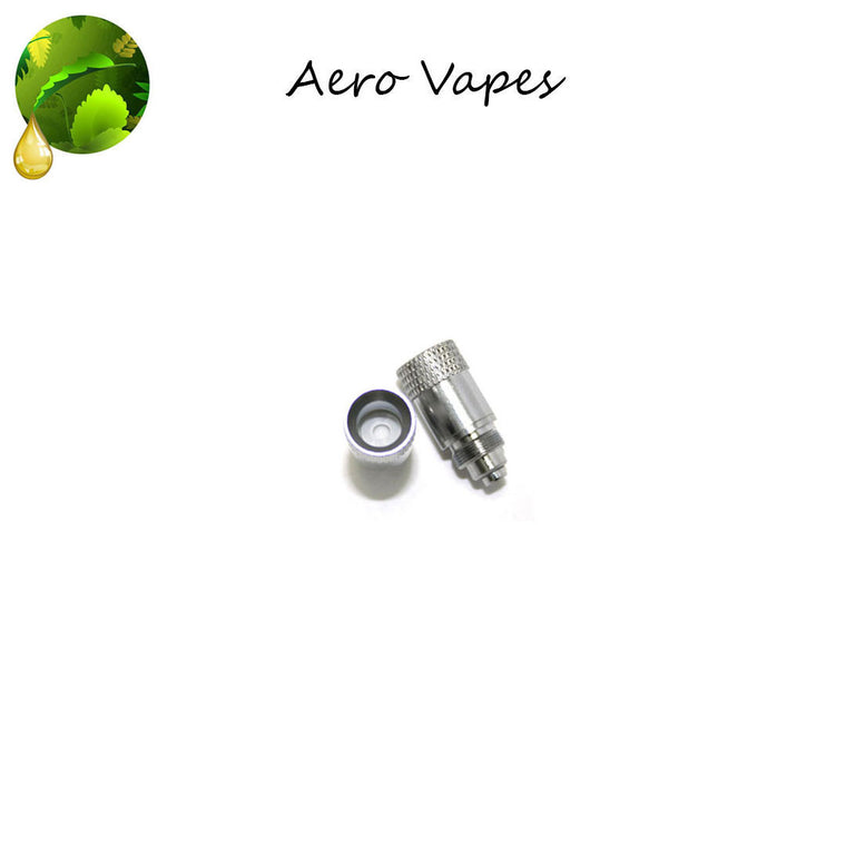 Aero Tank Vaporizer Replacement Coil - High Powered Donut Atomizer (2 Pack)