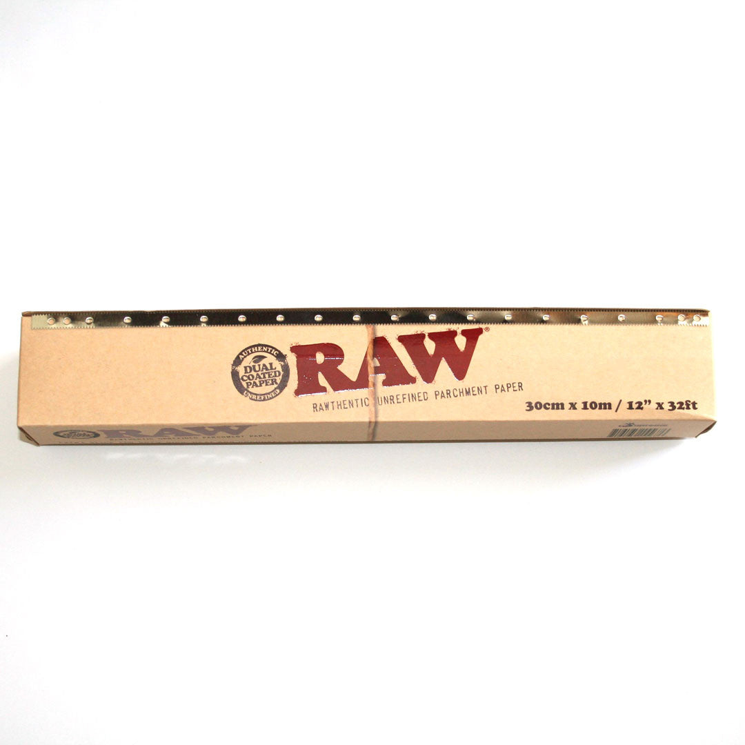 RAW Parchment Paper - Large Roll 12 inches X 32 feet