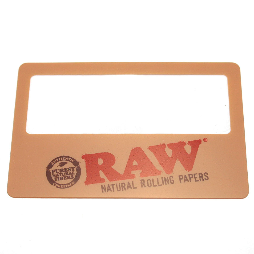 RAW Magnifier Card