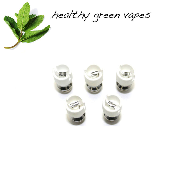 HGV Replacement Coils - Ceramic Wick (5 Pack)