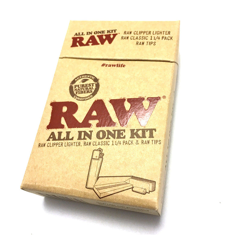RAW All in One