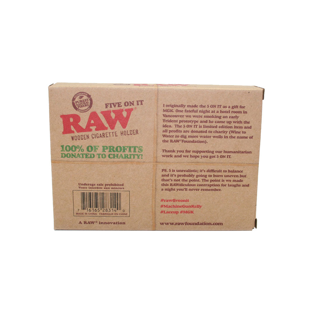 RAW Holder - Five On It
