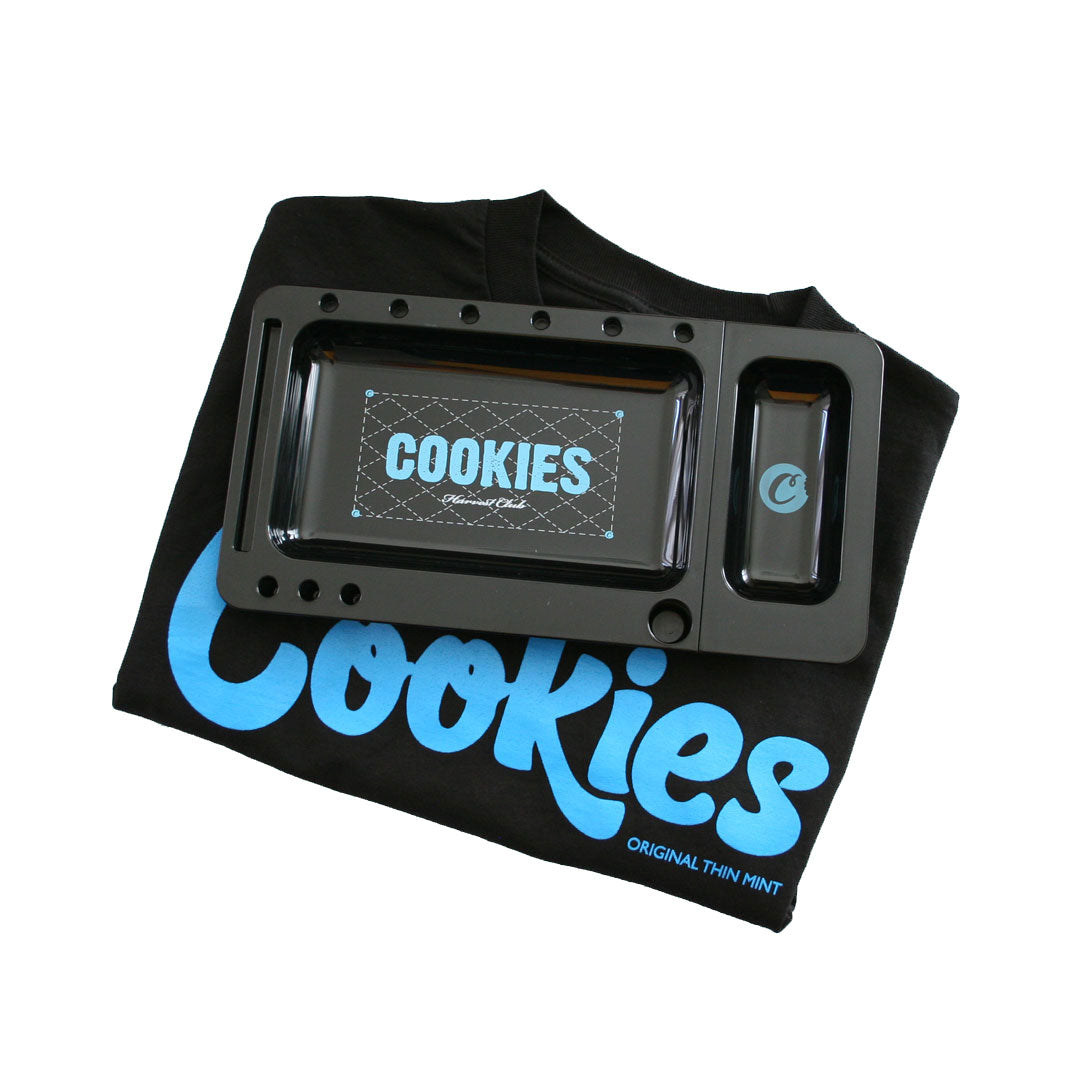 Cookies T-Shirt - Thin Mint Tee (Black)