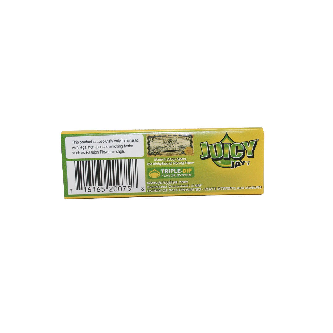 Juicy Jay's Rolling Papers 1 1/4 - Pineapple