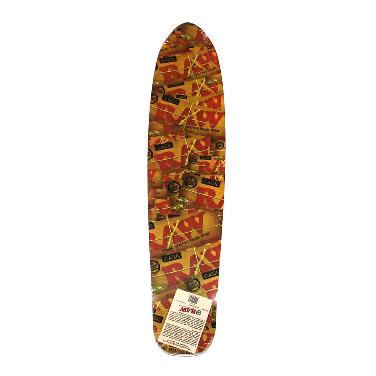 RAW Skateboard Z9 Long