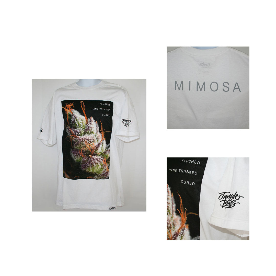 Cookies T-Shirt - Mimosa Tee (White)
