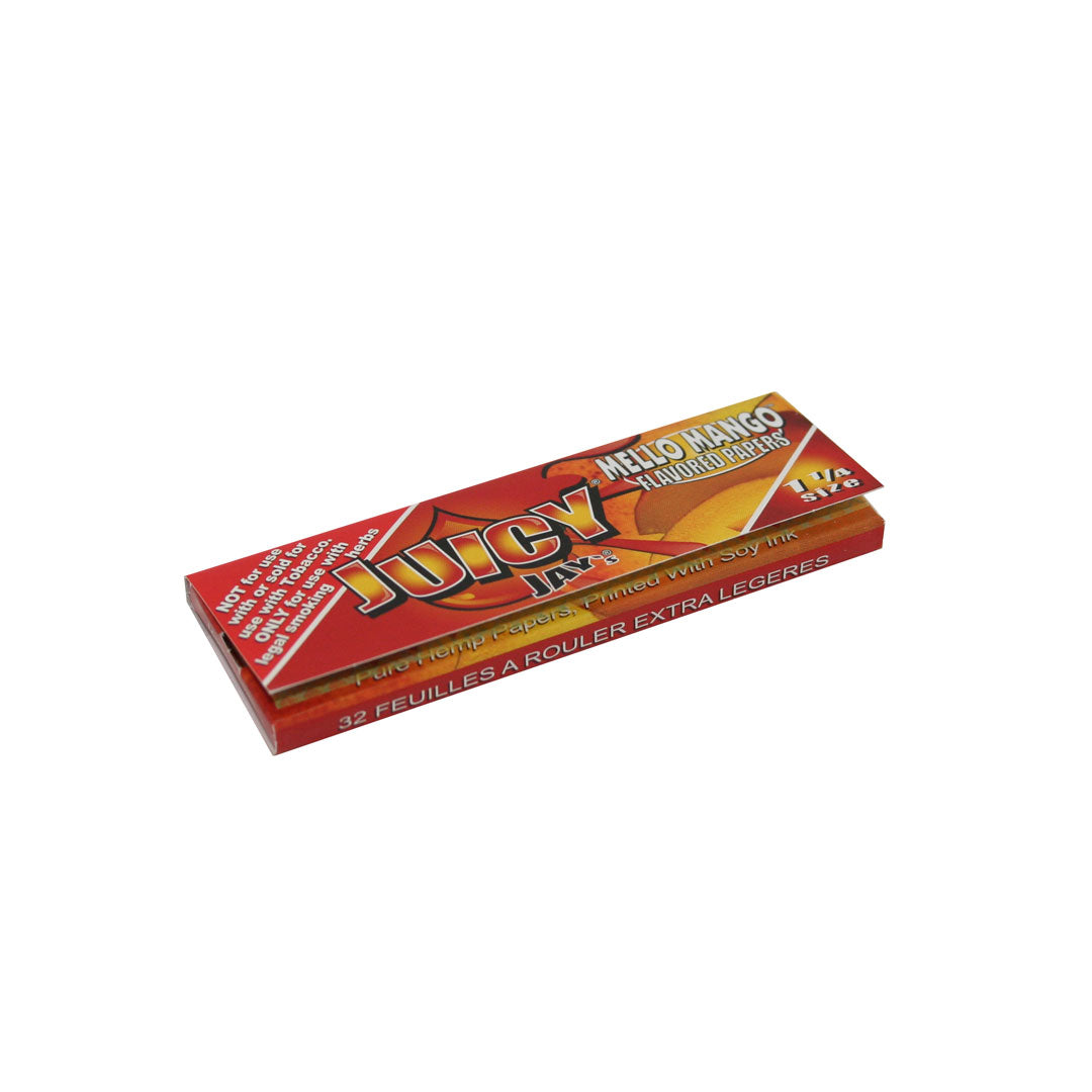 Juicy Jay's Rolling Papers 1 1/4 - Mello Mango