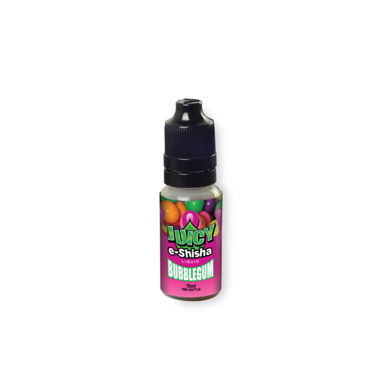 Juicy Jay's E-Juice BubbleGum Cake 15ml  Bottle - No Nicotine