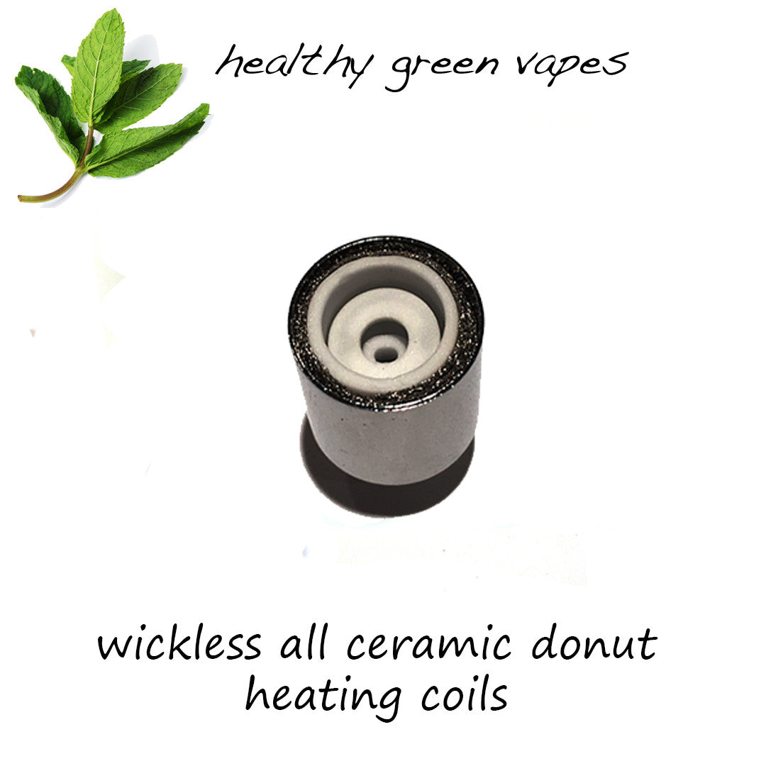 HGV Replacement Coils - Ceramic Donuts (5 Pack)