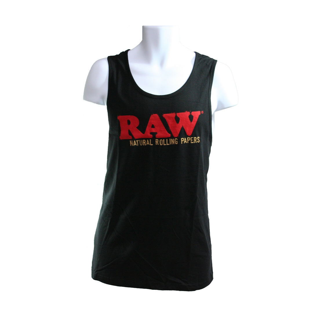 RAW Men's Tank Top - Black