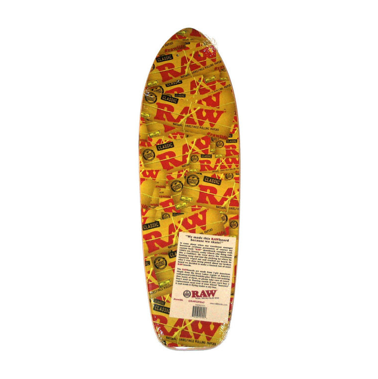 RAW Skateboard D5 Short