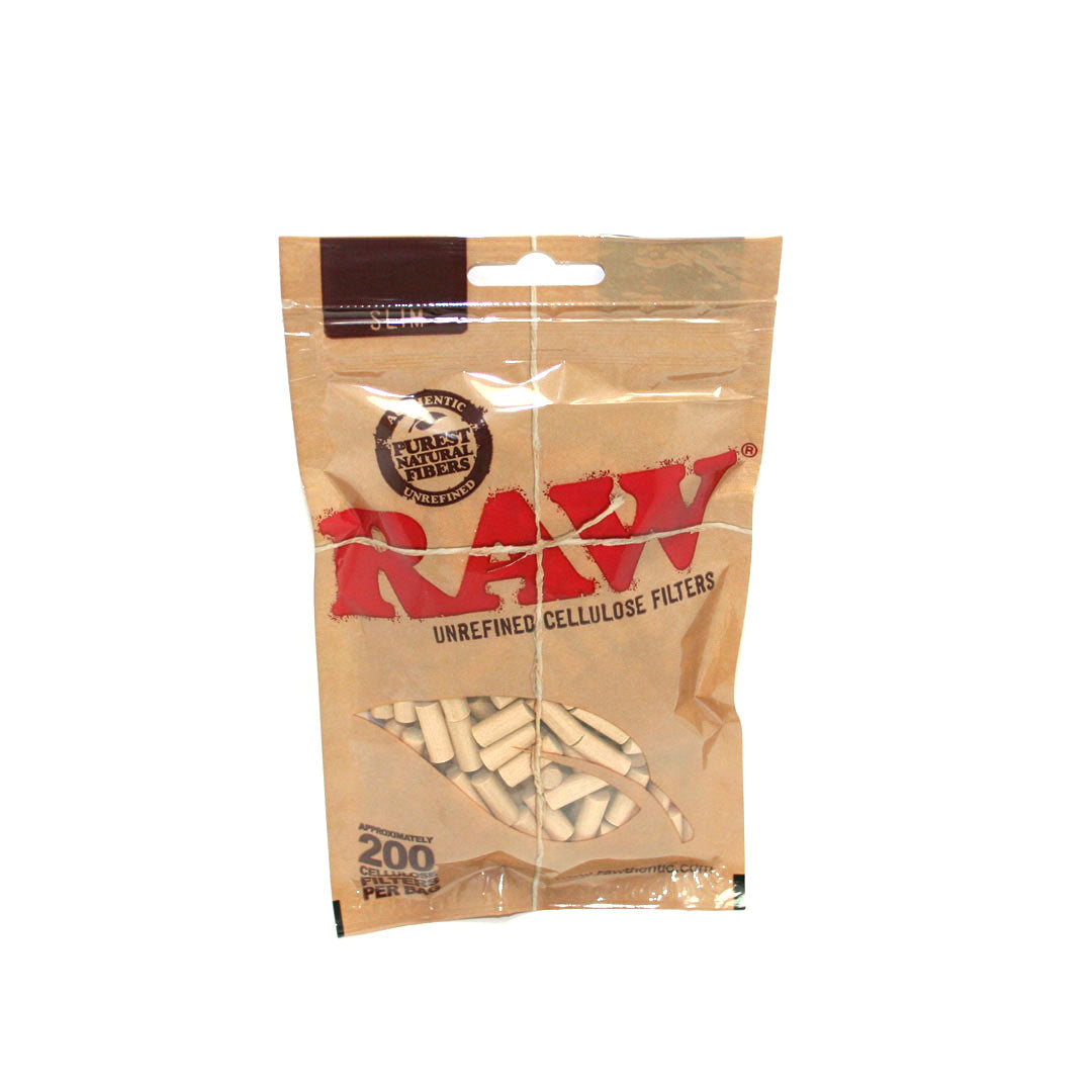 RAW 100% Natural Cellulose Filters