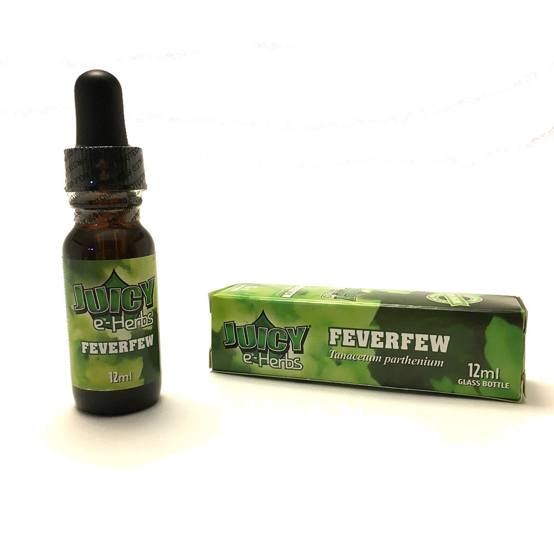 Juicy Jay's Organic eLiquid Feverfew (Tanacetum Parthenium) 12ml Bottle