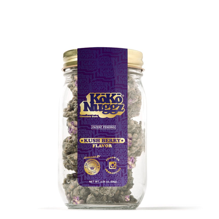 KOKO NUGGZ Kushberry Flavor 2.25oz