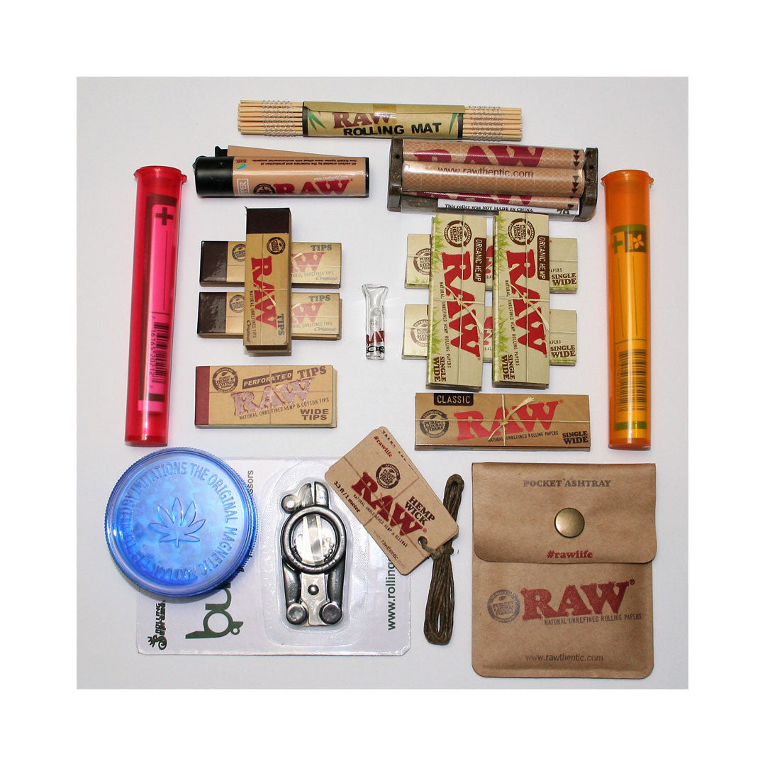 RAW RAWLife Organic Kit