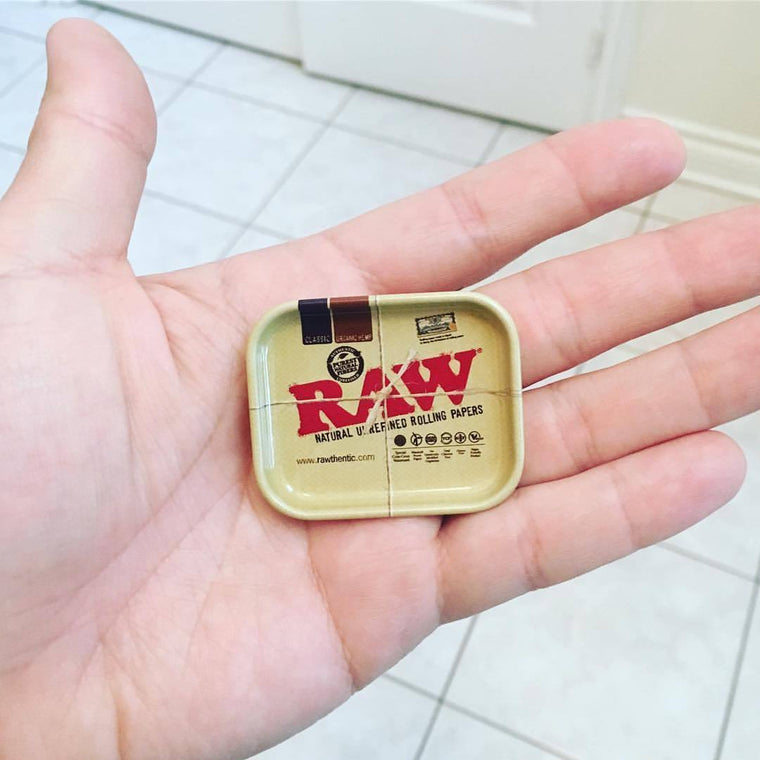 RAW MINI TRAY PIN