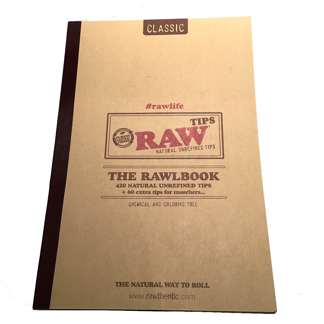 Book Of Raw Tipps