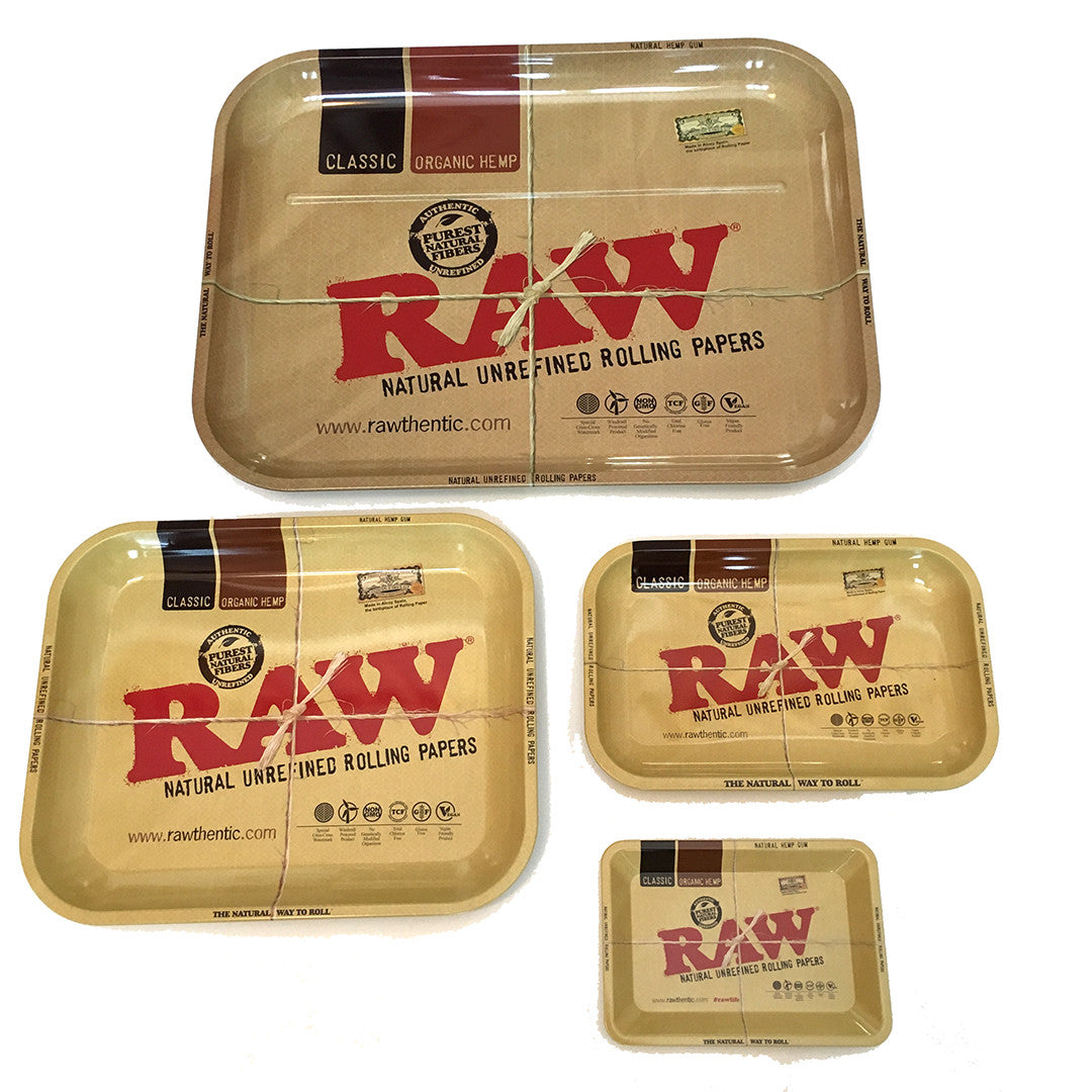 RAW Rolling Tray - Small