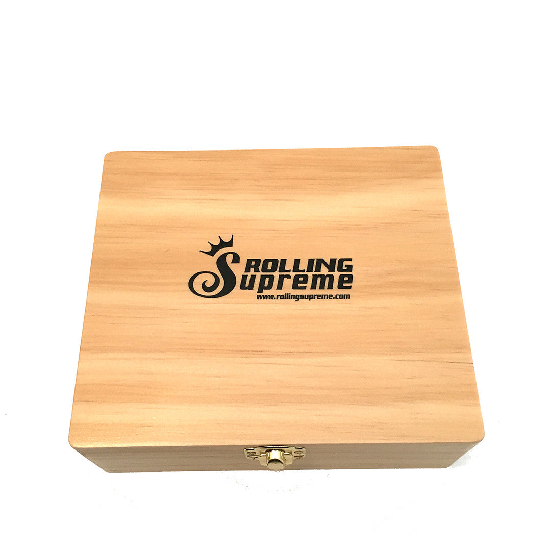 Rolling Supreme Wooden Box Large