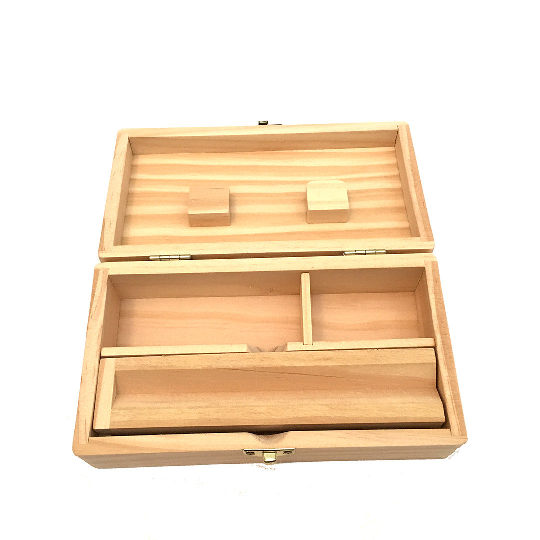 Rolling Supreme Wooden Box Medium