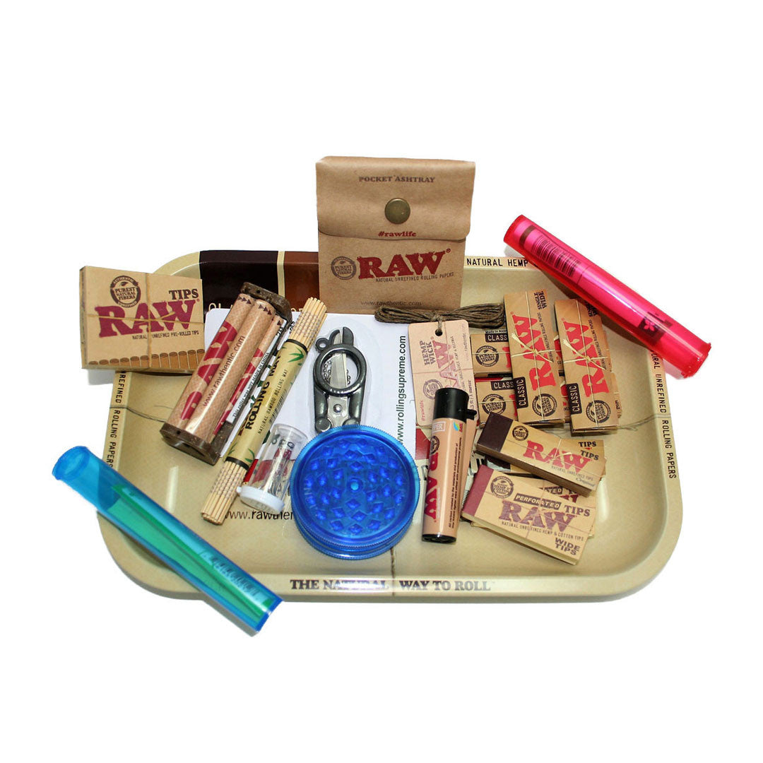 RAW RAWLife Rave Kit - Prisma ...
