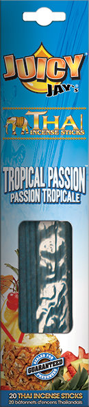 Juicy Jay's Thai Incense Tropical Passion - 20 per Pack