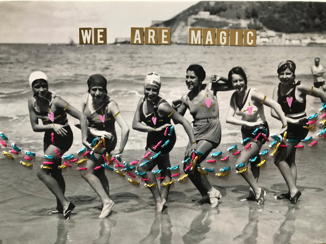 Woman Power We are Magic
