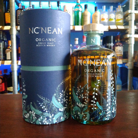 Nc'nean Organic Single Malt Whisky - Batch 2